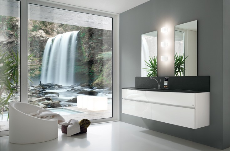 Arredo bagno design moderno [tibonia.net]